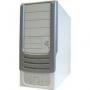 COMPUCASE LX6A21 MIDITOWER ATX, P4,USB, valkoinen